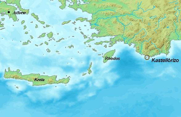 Η Τουρκία εξαφανίζει το Καστελόριζο | tovima.gr