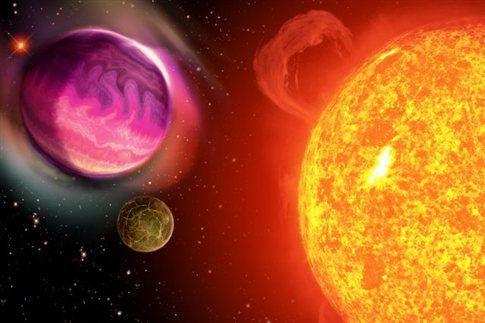 Απολιθώματα πλανητών πιο πυκνά από τον σίδηρο   tovima.gr