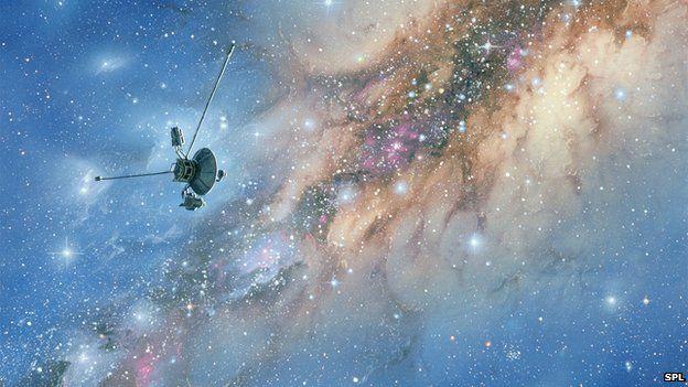 To Voyager-1 εγκατέλειψε το ηλιακό σύστημα | tovima.gr