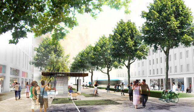 90 million euros secured for city center regeneration | tovima.gr