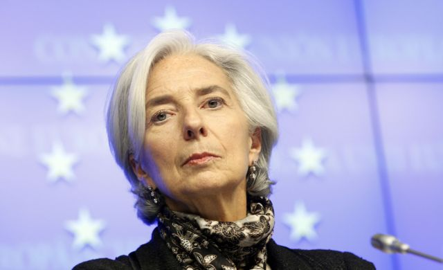 IEO points out IMF mistakes in the first Greek bailout program   tovima.gr