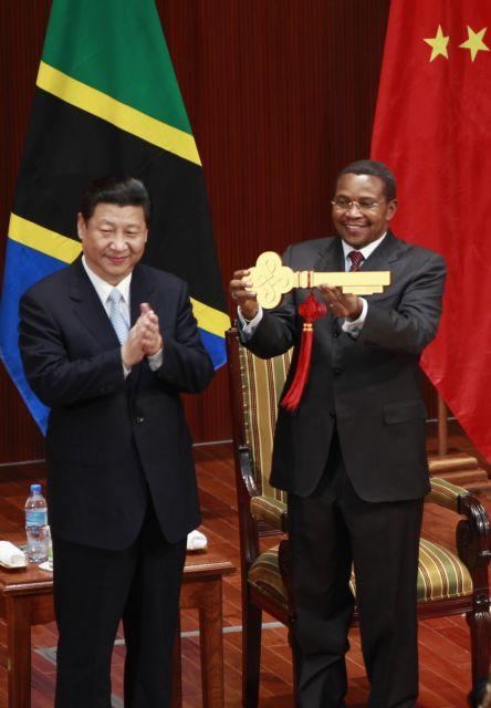 Οι κινεζικές επενδύσεις δεν σώζουν την Αφρική | tovima.gr