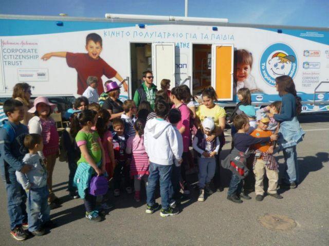 Δωρεάν εξετάσεις σε όλη τη χώρα από «Το Χαμόγελο του Παιδιού» | tovima.gr