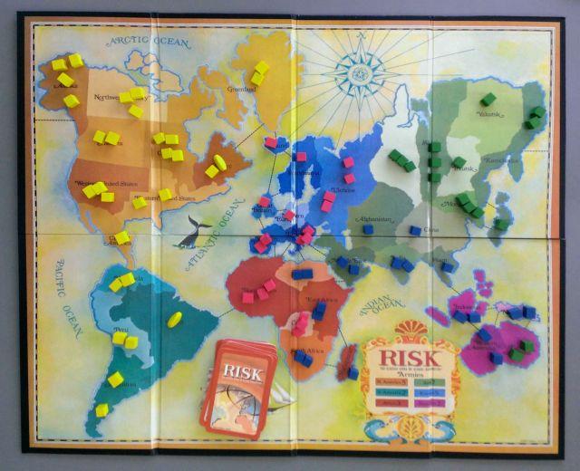 Πολ Μέισον : Ο πλανήτης ένα παιχνίδι Risk για την κυριαρχία | tovima.gr