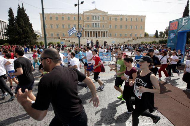 Κυκλοφοριακές ρυθμίσεις την Κυριακή στο κέντρο της Αθήνας | tovima.gr