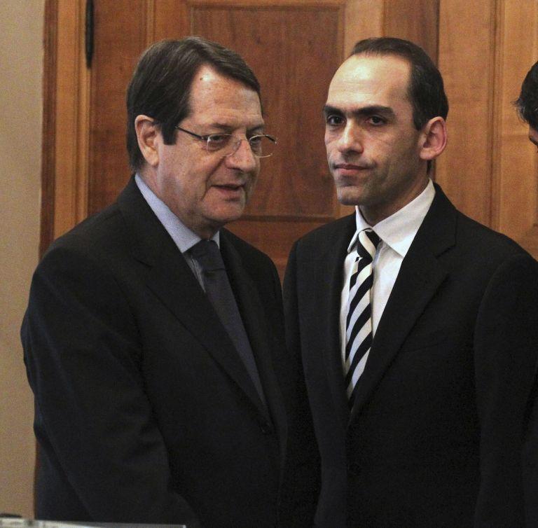 Κύπρος: Ο Αναστασιάδης δεν έκανε δεκτή την παραίτηση του ΥΠΟΙΚ | tovima.gr