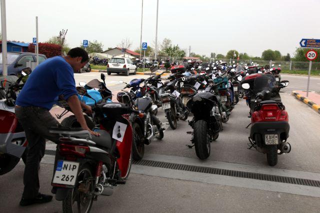 Εξιχνιάστηκαν εκατοντάδες κλοπές μοτοσικλετών στην περιοχή του Ρέντη | tovima.gr