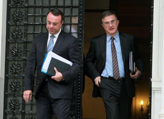 Γιώργος Μαυραγάνης: Πλησιάζει η ώρα για φορολογικές ελαφρύνσεις   tovima.gr