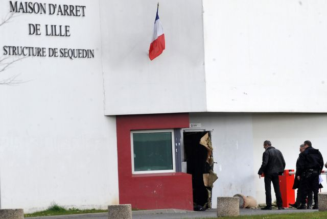 Γαλλία: Με ελικόπτερο δραπέτευσε ληστής   tovima.gr