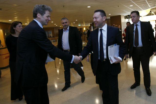 Διορία δύο εβδομάδων για συμφωνία με όπλο το πλεόνασμα   tovima.gr