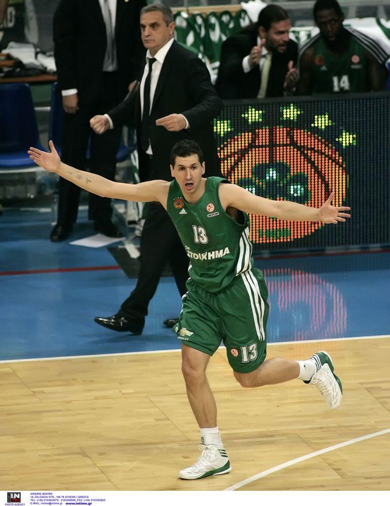 Μπάσκετ: Οταν «καίει» η μπάλα, μιλάει ο Διαμαντίδης (video)   tovima.gr