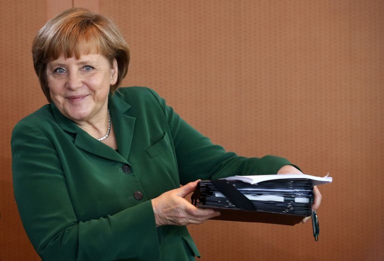 Μέρκελ: Να τονώσουμε την εσωτερική ζήτηση να βοηθήσουμε την Ευρώπη | tovima.gr