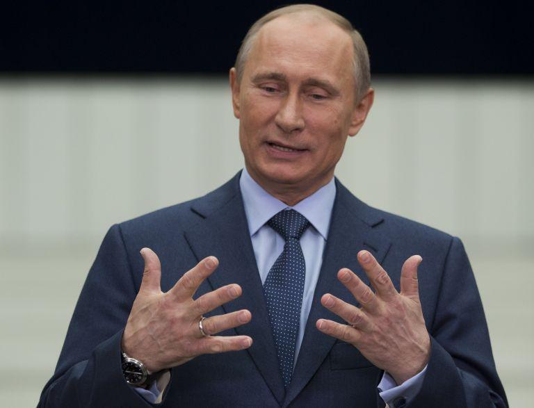 Ρωσία: Ο Πούτιν ιδρύει νέο πολιτικό κίνημα | tovima.gr