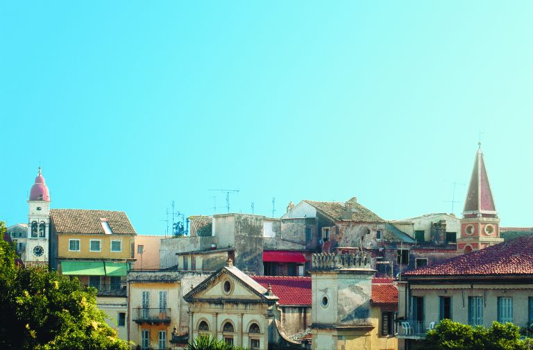 Κέρκυρα: Η λάμψη ενός μνημείου παγκόσμιας κληρονομιάς | tovima.gr