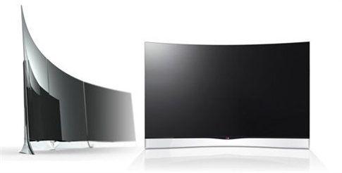 Οι πρώτες κυρτές οργανικές τηλεοράσεις | tovima.gr