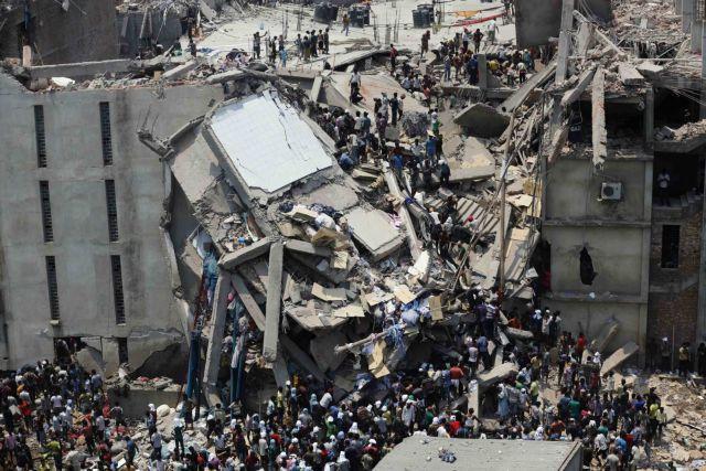 Μπανγκλαντές: 5 χρόνια μετά την τραγωδία στο εργοστάσιο Rana Plaza   tovima.gr