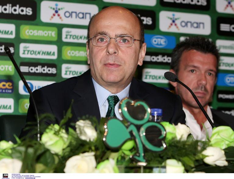Ι. Αλαφούζος: «Διαφωνούμε με τον τρόπο του Ολυμπιακού» | tovima.gr