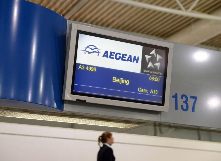 Aegean Airlines: Αυξήθηκε κατά 26% η επιβατική κίνηση τον Απρίλιο   tovima.gr