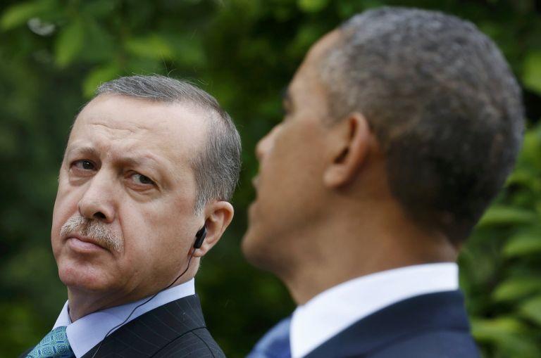 Τηλεφωνική συνομιλία Ερντογάν-Ομπάμα για την κρίση στη Συρία | tovima.gr