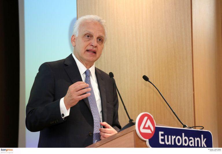 Αλλαγή σκυτάλης στη Eurobank – Νέος διευθύνων σύμβουλος ο Χρ. Μεγάλου | tovima.gr