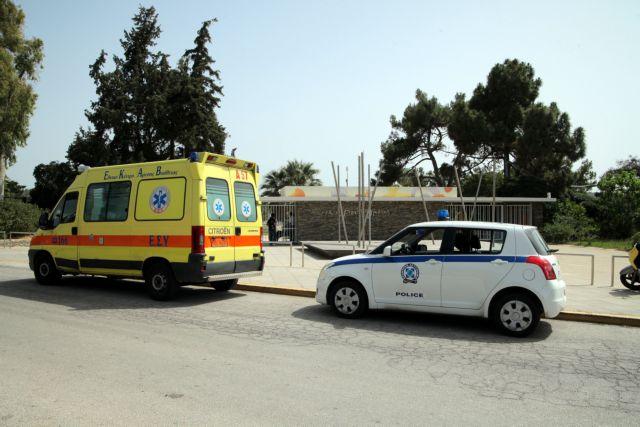 Αλλοδαπός πήδηξε στο κενό από τον 5ο όροφο της Αστ.Δ/νσης Τρικάλων   tovima.gr