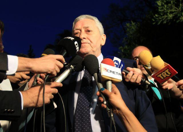 Φώτης Κουβέλης: «Εμείς δεν επιλέγουμε εκλογές» | tovima.gr