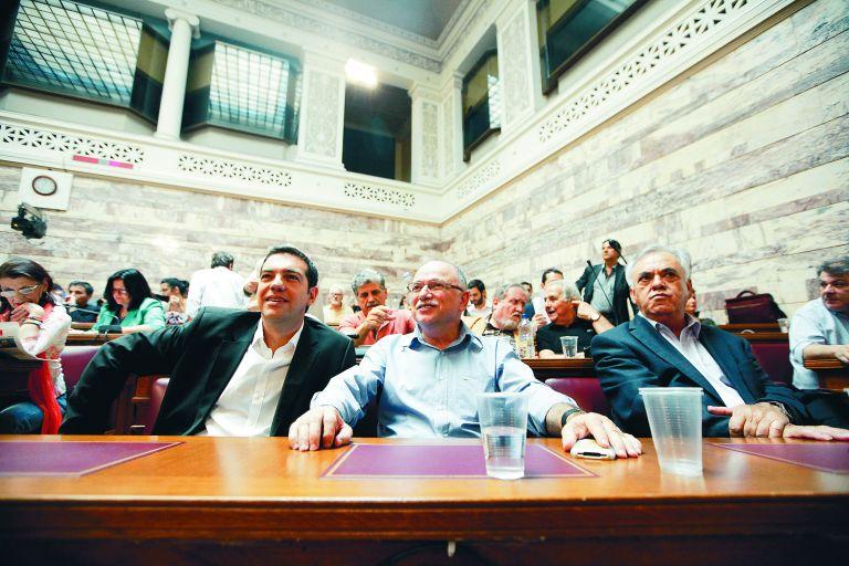 «Δεν θα πειθαρχήσουμε στην απόφαση για αυτοδιάλυση», ανακοινώνει συνιστώσα του ΣΥΡΙΖΑ | tovima.gr