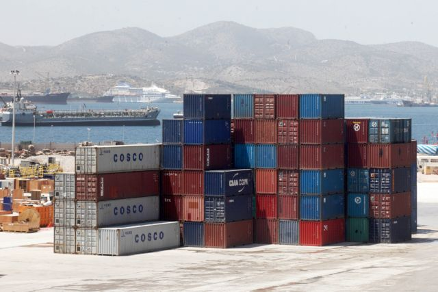 Cosco chairman arrives in Athens | tovima.gr