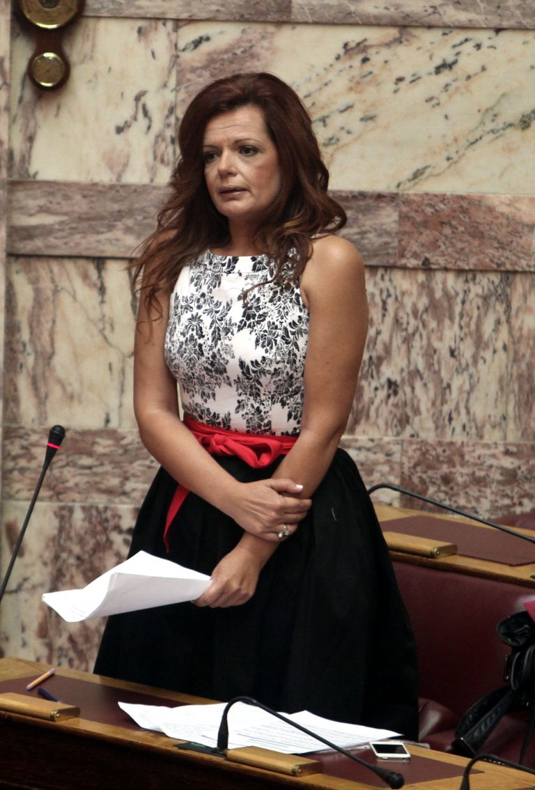 Κατά του αφορολόγητου των βουλευτών η Μαρία Γιαννακάκη   tovima.gr