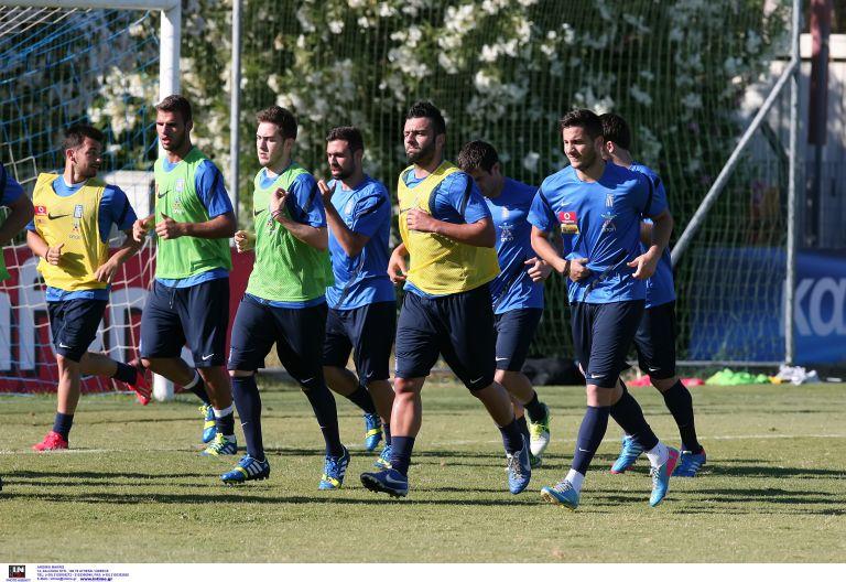 Εθνική: «Μονόδρομος η νίκη» δηλώνουν Μανωλάς και Γκέκας | tovima.gr