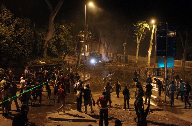 «Έζησα την  εξέγερση στην πλατεία Ταξίμ» | tovima.gr