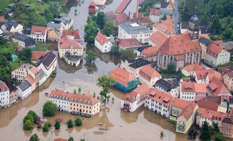 Γερμανία: Στο έλεος των ποταμών Ελβα και Ζάαλε | tovima.gr