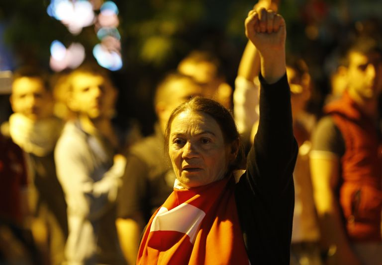 Τουρκία: Ο υπουργός Οικονομικών κατά διαδηλωτών μέσω Twitter | tovima.gr