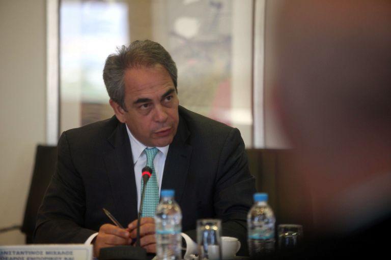 Κώστας Μίχαλος: «Υστερεί η ελληνική ασφαλιστική αγορά» | tovima.gr