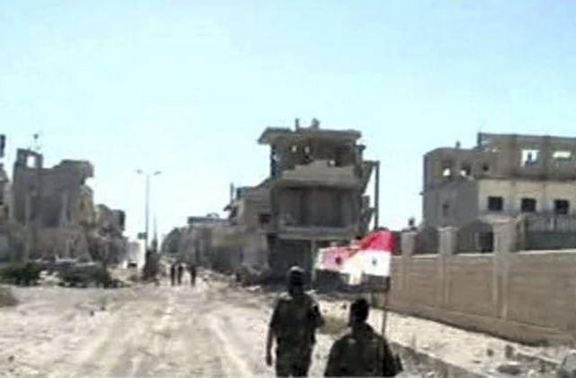 Η στρατηγική σημασία του Κουσέιρ σε κυβέρνηση – αντιπολίτευση στη Συρία   tovima.gr