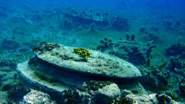 "Scientists conclude that Alykanas ""ruins"" are a natural phenomenon! | tovima.gr"