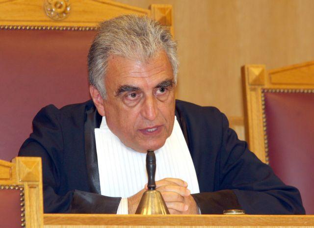Κωνσταντίνος Μενουδάκος: Ο δικαστής που ήθελε να λύσει τον γόρδιο δεσμό | tovima.gr