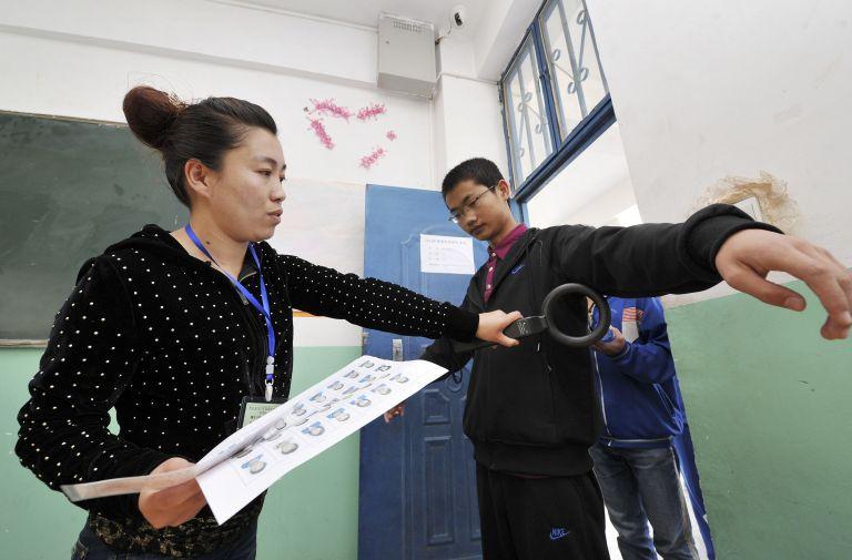 Κίνα: Χωρίς σουτιέν υποχρεούνται να δίνουν εξετάσεις οι μαθήτριες | tovima.gr
