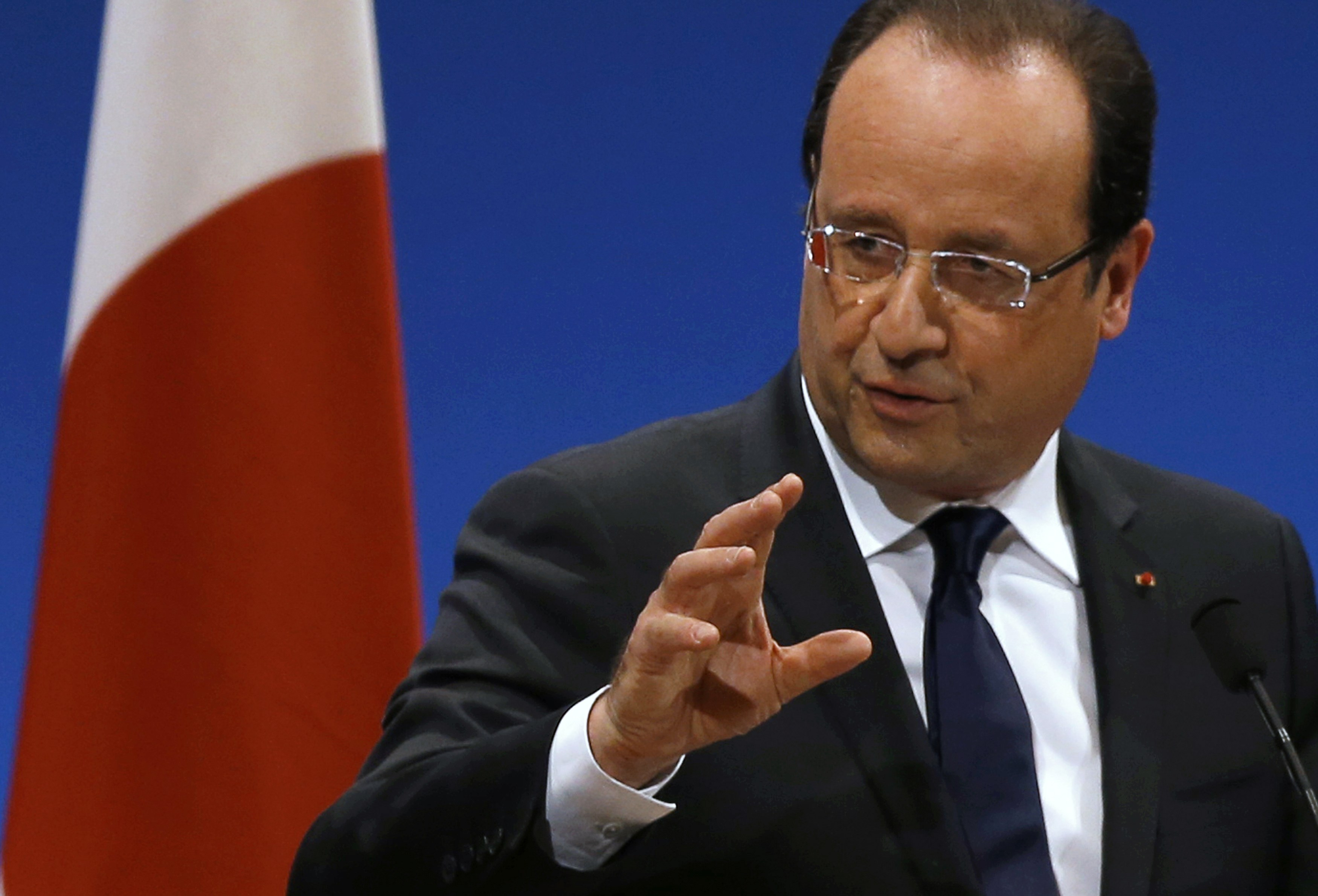 french president hollandes claims - 960×640