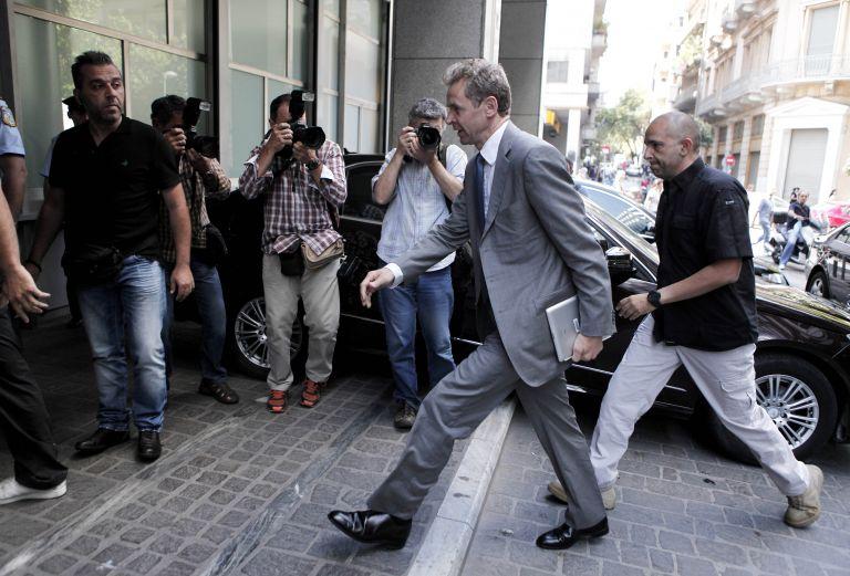 ΔΝΤ: Αντιμέτωπο με το δίλημμα έξοδο από την τρόικα ή αλλαγή πολιτικής   tovima.gr