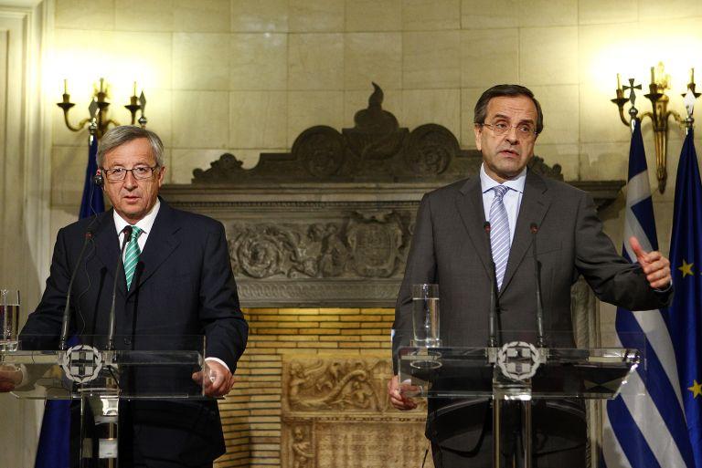 Σκληρή κριτική στην κυβέρνηση για την επίσκεψη Γιούνκερ από ΣΥΡΙΖΑ-ΚΚΕ | tovima.gr