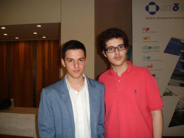 Οι «e-κανότατοι» επιχειρηματίες, με ευρωπαϊκό βραβείο, ετών 17 | tovima.gr