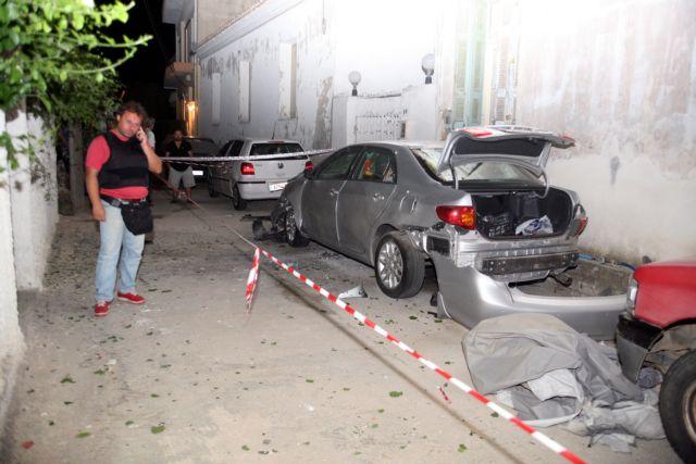 Η FAI πίσω από τη βόμβα σε ΙΧ υπαρχιφύλακα των φυλακών Ναυπλίου | tovima.gr