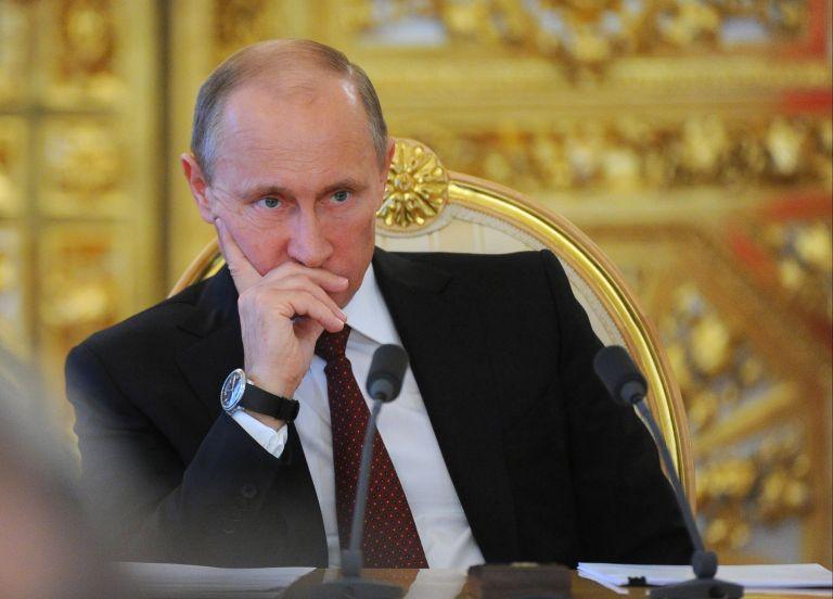 Πούτιν: Σε ψυχολογία εξάρτησης οι ευρωπαϊκές χώρες | tovima.gr