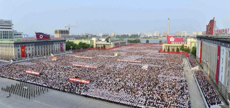 Β. Κορέα: Ζητά διάλογο με τις ΗΠΑ | tovima.gr
