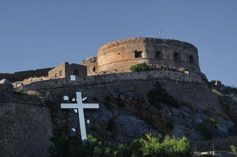 Κ.Τσόκλης:Αμάρτημα η απομάκρυνση του έργου από τη Σπιναλόγκα | tovima.gr