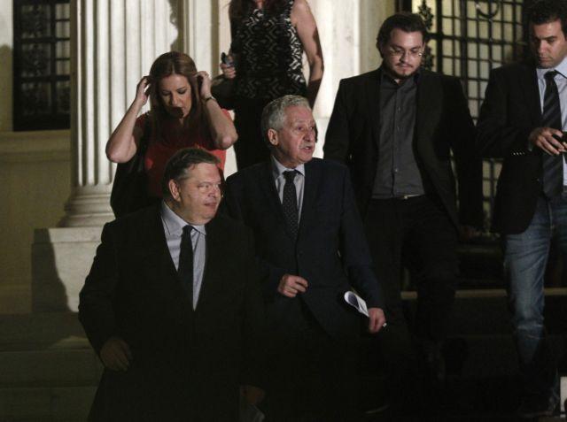 Dramatic developments threaten government coalition | tovima.gr