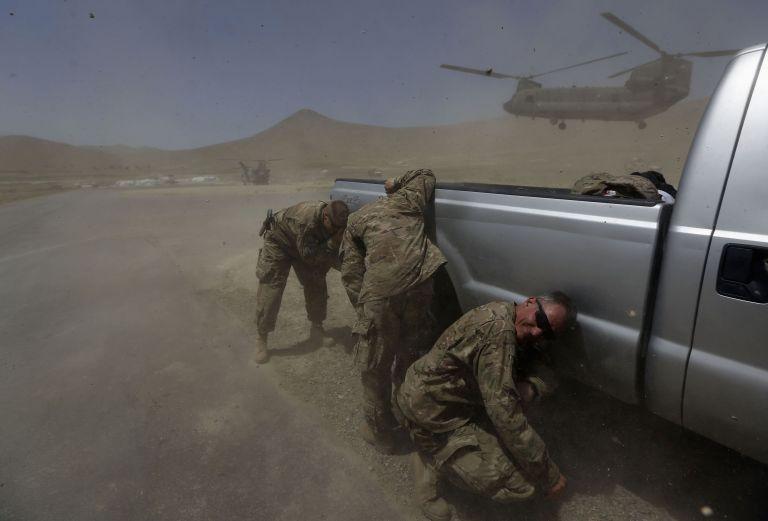 Απευθείας συνομιλίες ΗΠΑ-Ταλιμπάν για τον πόλεμο του Αφγανιστάν | tovima.gr