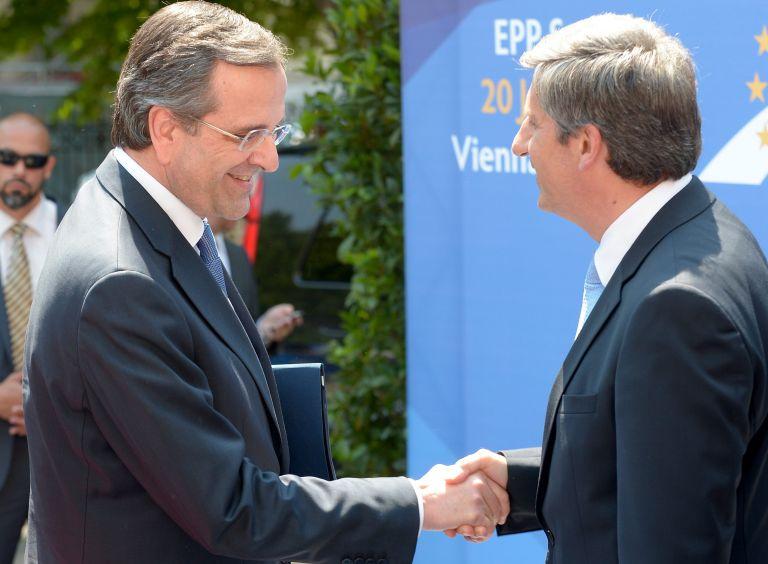 Αντώνης Σαμαράς: Η Ελλάδα έχει διανύσει ένα μακρύ δρόμο, με καθημερινή πρόοδο   tovima.gr