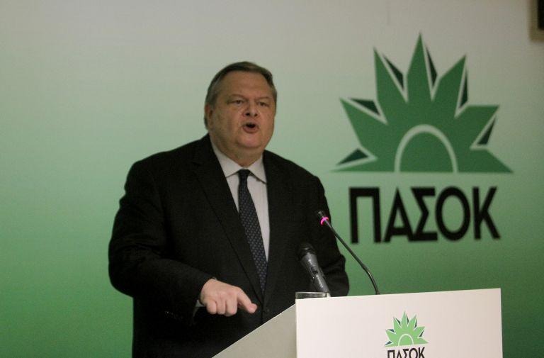Ευ. Βενιζέλος: Ζήτησε από τους υπουργούς του ΠαΣοΚ να μην αιφνιδιάζουν με τις αποφάσεις τους   tovima.gr